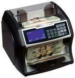 Royal Sovereign - Electric Bill Counter - Black/Silver, RBC-4500