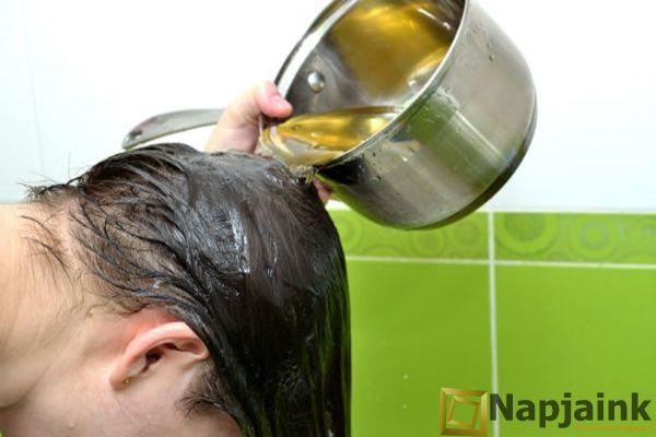Otthoni gyógymódok hajhullásra, ami tényleg működik!