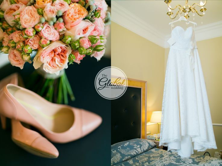 Shabby chic wedding Bouquet Decor and floristic Свадьба в стиле шебби-шик Букет невесты Декор