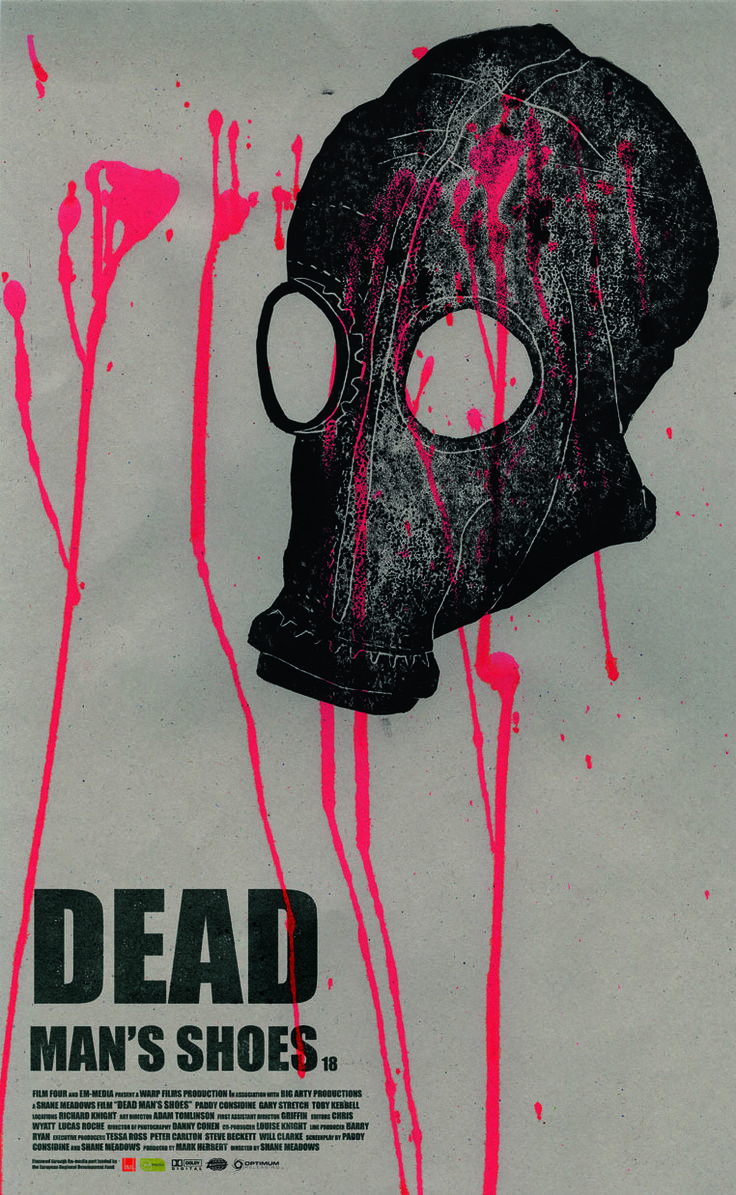 Risultati immagini per dead man shoes movie poster
