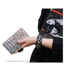 GAZE Holographic Card Wallet Stand Leather Case Cover for iPhone 5 5s