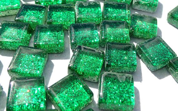 Hey, I found this really awesome Etsy listing at https://www.etsy.com/listing/462894314/green-tiny-glitter-tiles-1-cm-use-for