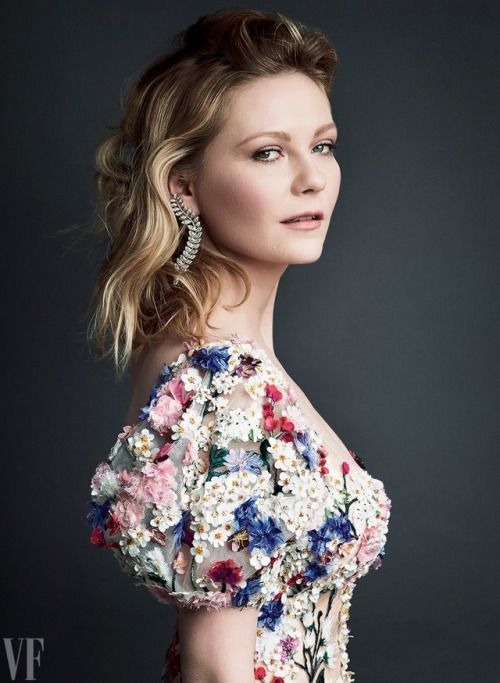Kirsten Dunst photographed by Patrick Demarchelier for Vanity Fair