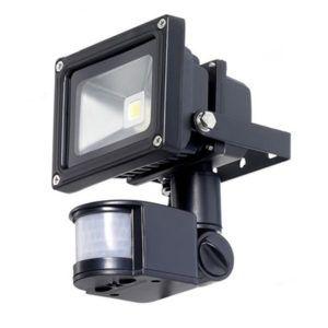 Led Flood Light With Daylight Sensor