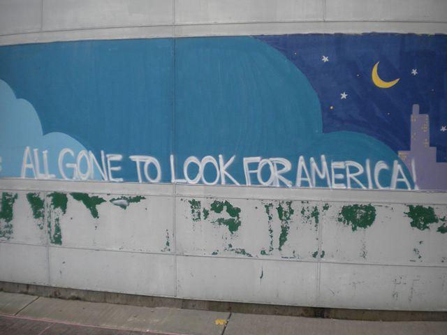 lyrics from america by simon and garfunkel. favorite song. love.