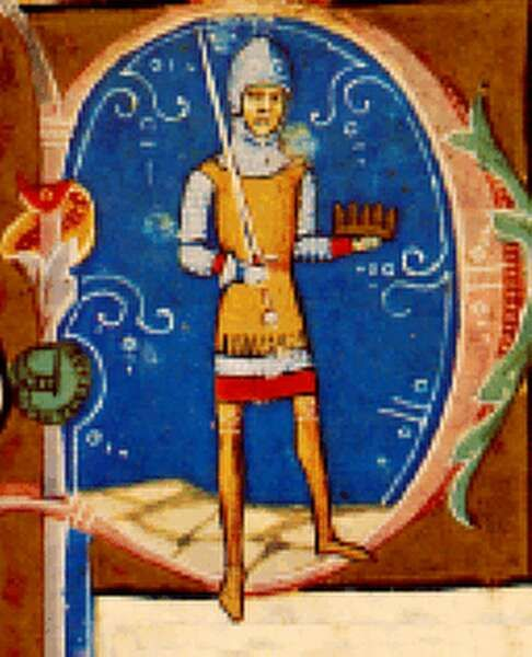 Peter Orseolo, or Peter the Venetian (Hungarian: Velencei Péter; 1010 or 1011 – 1046, or late 1050s), was King of Hungary twice. He first succeeded his uncle, King Stephen I, in 1038. His favoritism towards his foreign courtiers caused an uprising which ended with his 1041 deposition.