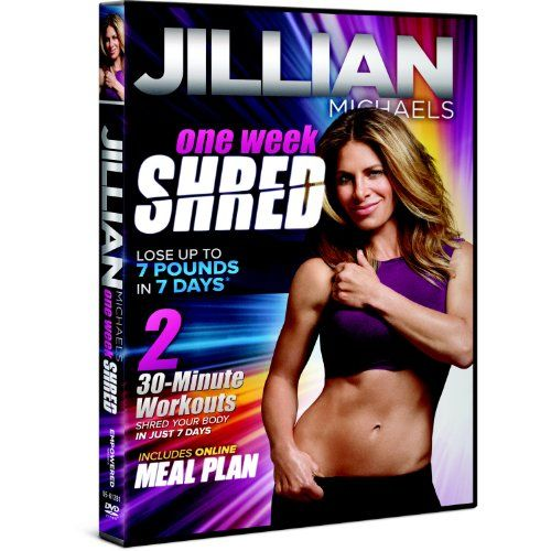 Jillian Michaels 30 Day Shred 1, 2 & 3! Free to watch online.
