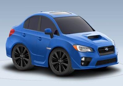 2015 Subaru WRX Series IV [GP]