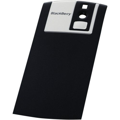 Blackberry ASY11502001 Black Standard Battery Door cover for Blackberry Pearl Blackberry 8100 cell phone model *** Read more  at the image link.
