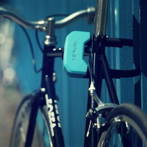 BAJK VŽDY V BEZPEČÍ | Zámok na bicykel D od HIPLOK
