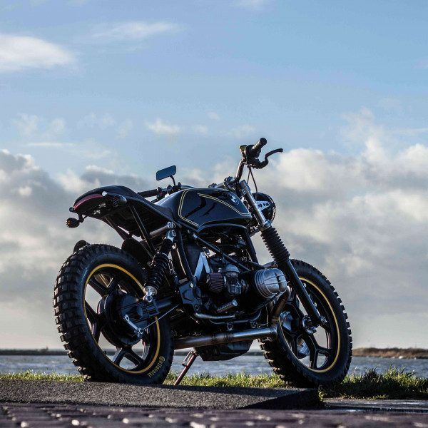 """'86 BMW R65 """"The Riot Starter"""" #IronwoodCustomMotorcycles"""