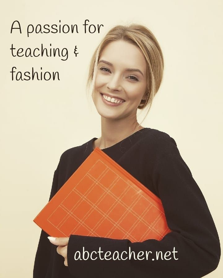 Abc Teacher Fashions Gifts Passionandfashion Abcteacher