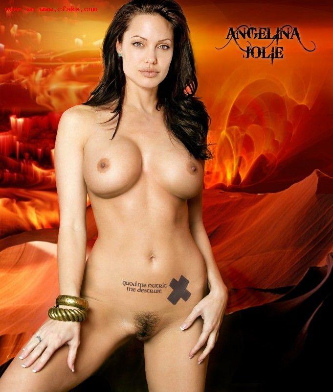 Volt celeb angelina jolie xxx like milf