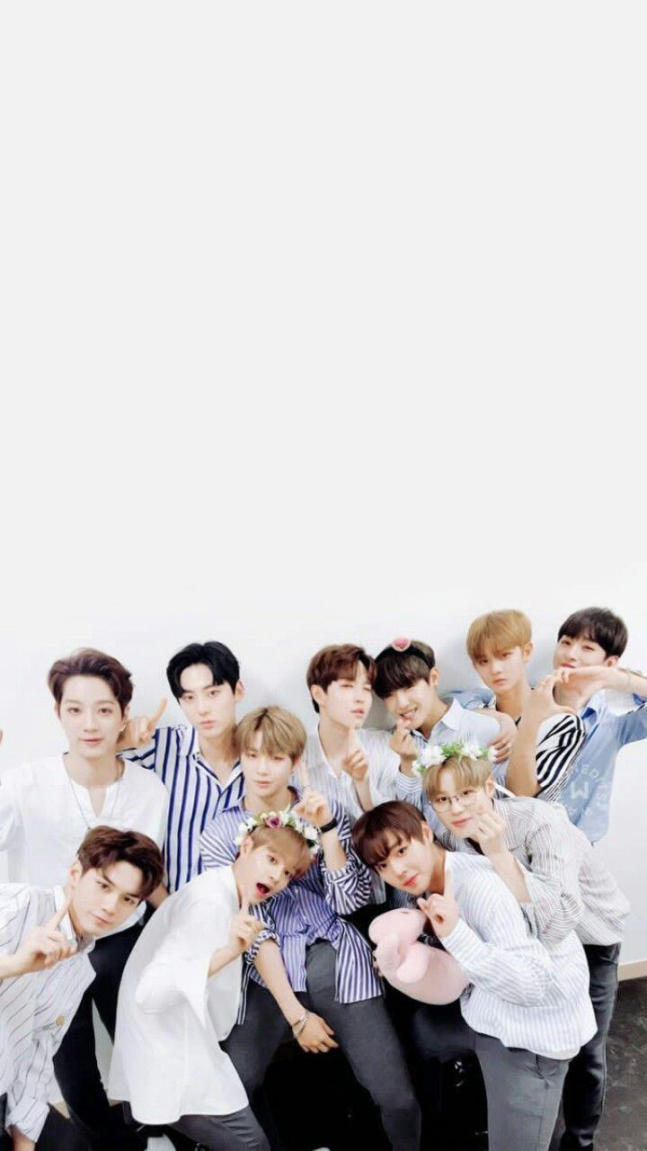 #WannaOne #WannaOneWallpaper #Produce101 Credit to owner