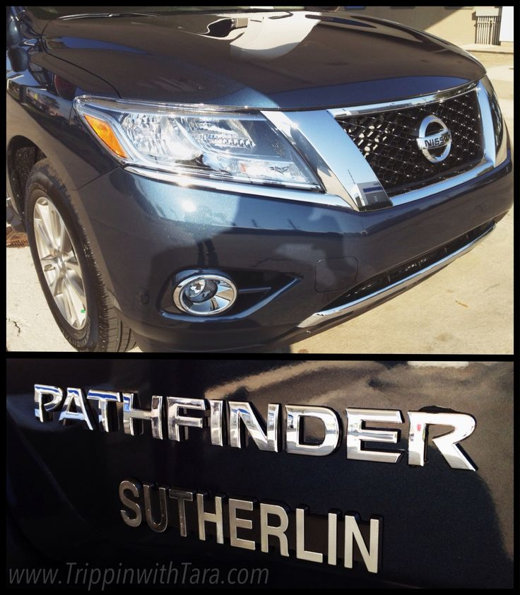 2013 Nissan Pathfinder Review #Nissan
