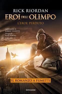 "Every book has its story.: Recensione "" Eroi dell'olimpo - L'eroe perduto | I..."