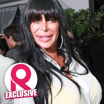 She's Back! Big Ang Confirms That She Is Returning For Another Season Of 'Mob Wives' — And Even MORE Plastic Surgery