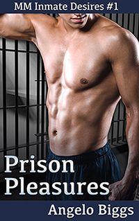 New Release: Prison Pleasures (MM Inmate Desires #1) by Angelo Biggs