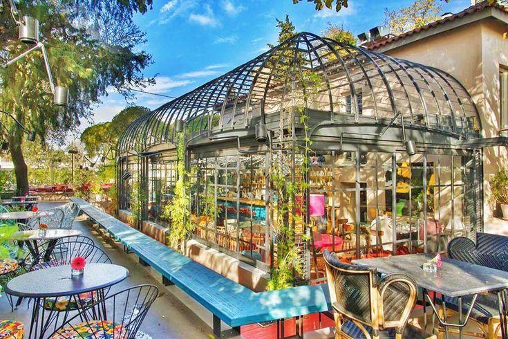 ΕΞΟΔΟΣ   Τα ωραιότερα καφέ με πράσινο σε Αθήνα και Προάστια