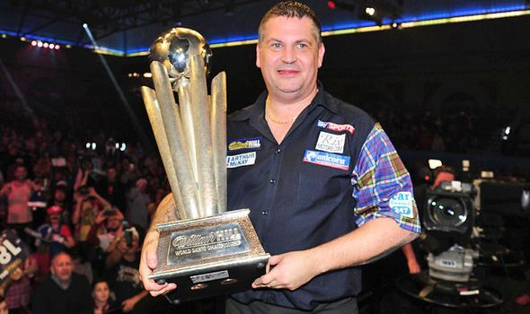 Gary Anderson admits he may need glasses after retaining the PDC World Darts Championship