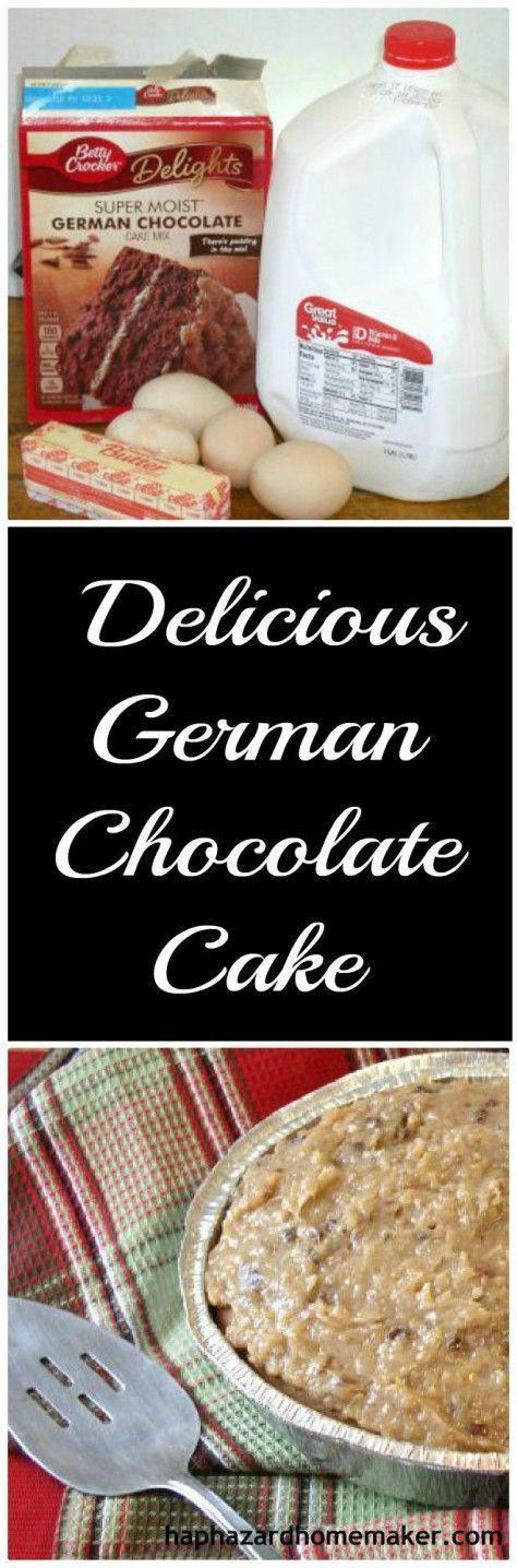 Köstlicher deutscher Schokoladenkuchen – Desserts – #Kuchen #Schokolade #Köstlich #Desser …   – Kuchen Rezepte