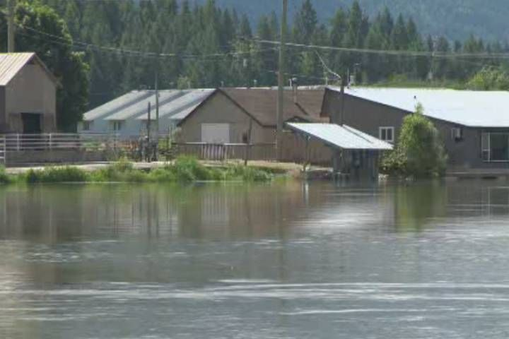 06/09/2017 - Flood watches issued for rivers in the Shuswap region