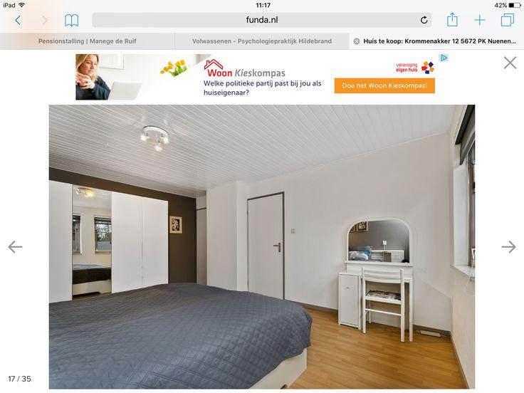 Slaapkamers met klaptafels als er geen tweede badkamer is