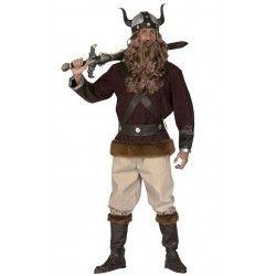 Disfraz de Vikingo Lujo