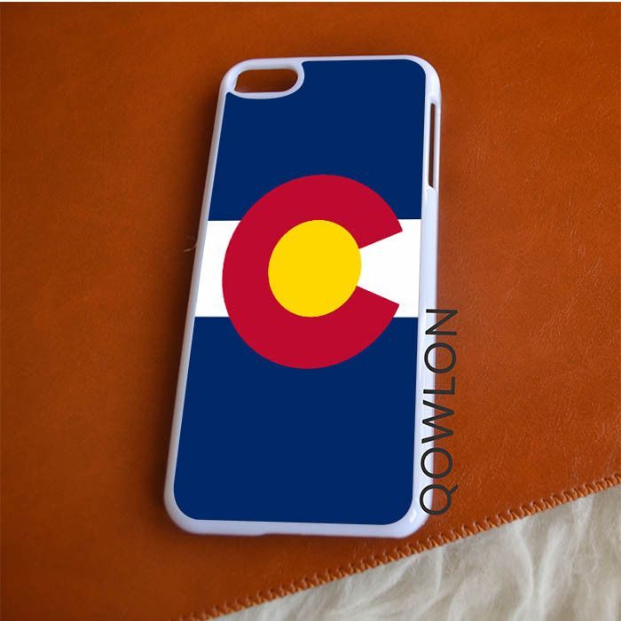 Flag of Colorado iPod Touch 6 | 6TH GEN Case