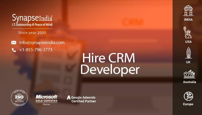 Image result for hiring CRM Developer
