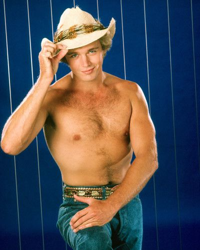 Picture of John Schneider in The Dukes of Hazzard