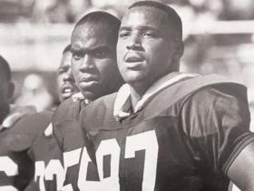 Derrick Thomas and Cornelius Bennett