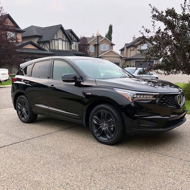 2019 Acura RDX Polished And Coated With Cquartz UK 3.0