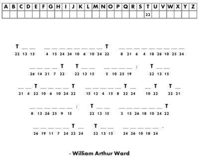 Printable Cryptograms - printable-puzzles.com