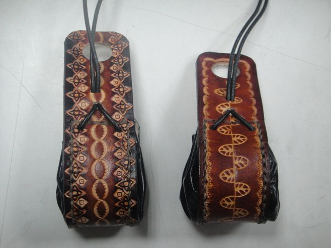 Cowhide jewelry - Google Search