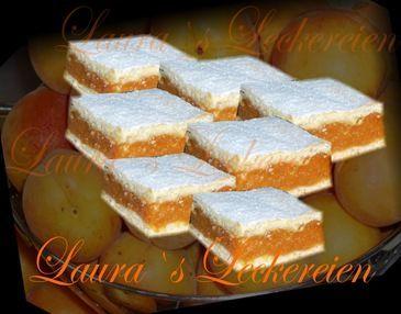 prajitura cu crema de caise
