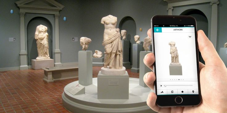 Beacons for Museums