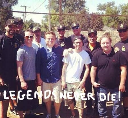 The Cast Of The Sandlot - 20th Anniversary Reunion, I can't believe I missed it. They were even in my hometown!!!!