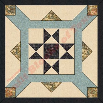 boot+quilt+block+pattern | Texas Cattle Drive Quilt Pattern | Quilt Blocks of Texas