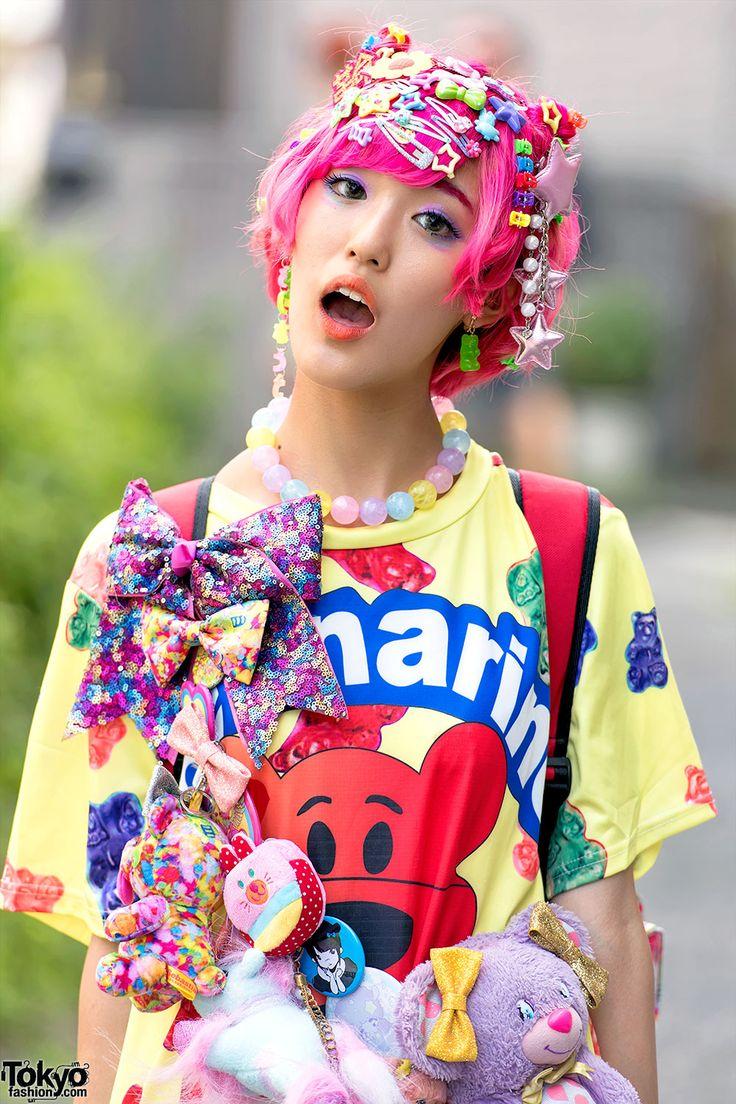 Harajuku Decora Fashion Walk Pictures 2015 Harajuku Decora Fashion Walk (11) – Tokyo Fashion News