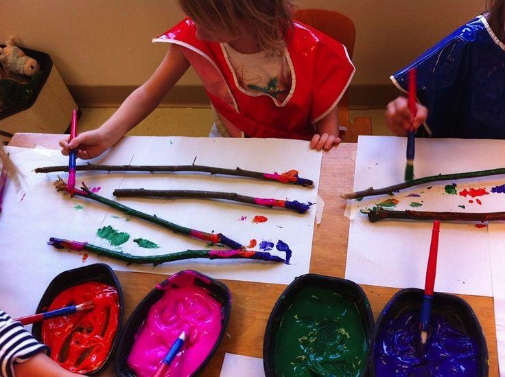 reggio emilia curriculum activities   Studio: Artistic Awareness