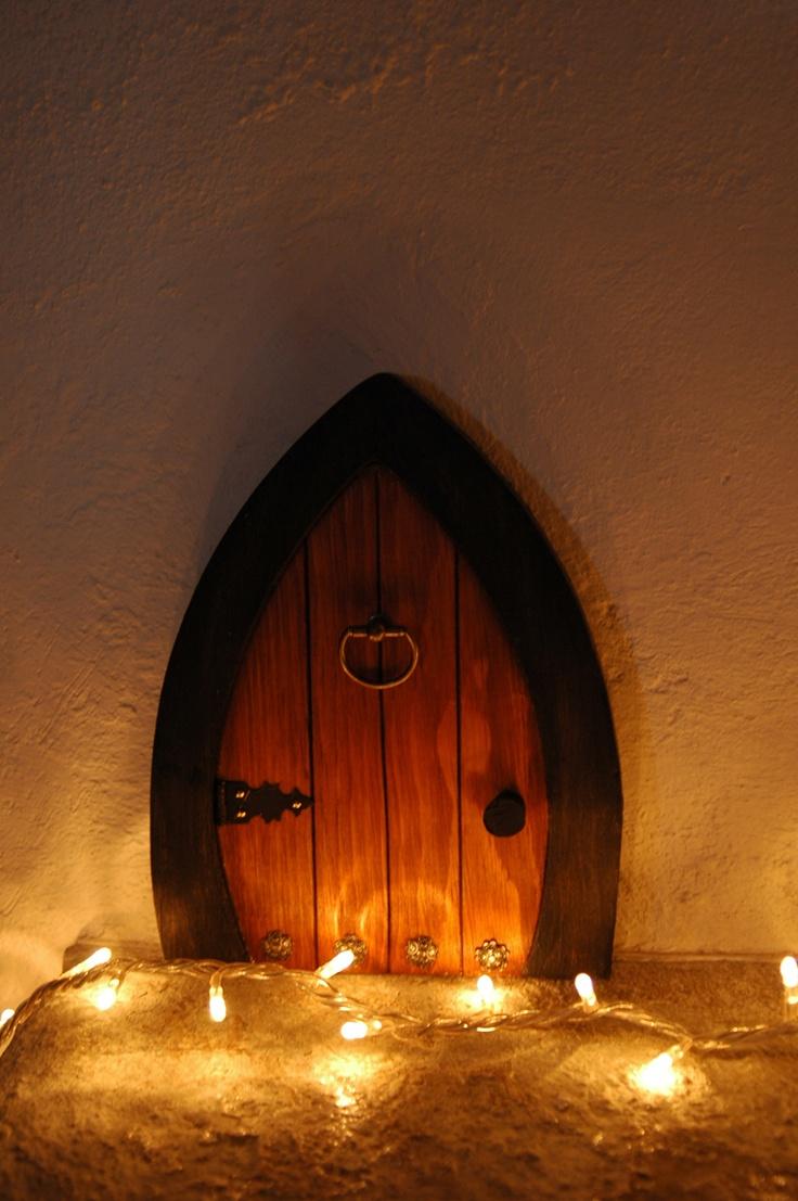 a door for my elf :) Pelion, Greece