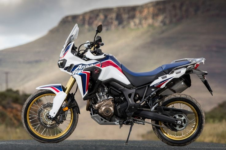 New 2016 Honda Africa Twin CRF1000L Pictures / Photo Gallery | Adventure Motorcycle | Honda-Pro Kevin
