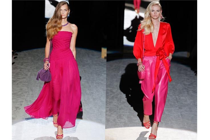 Due modelli firmati Salvatore Ferragamo per l'estate 2012
