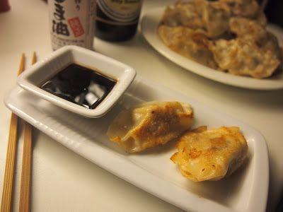 Kulinaarimuruja: Kiinalaisia nyssäköitä