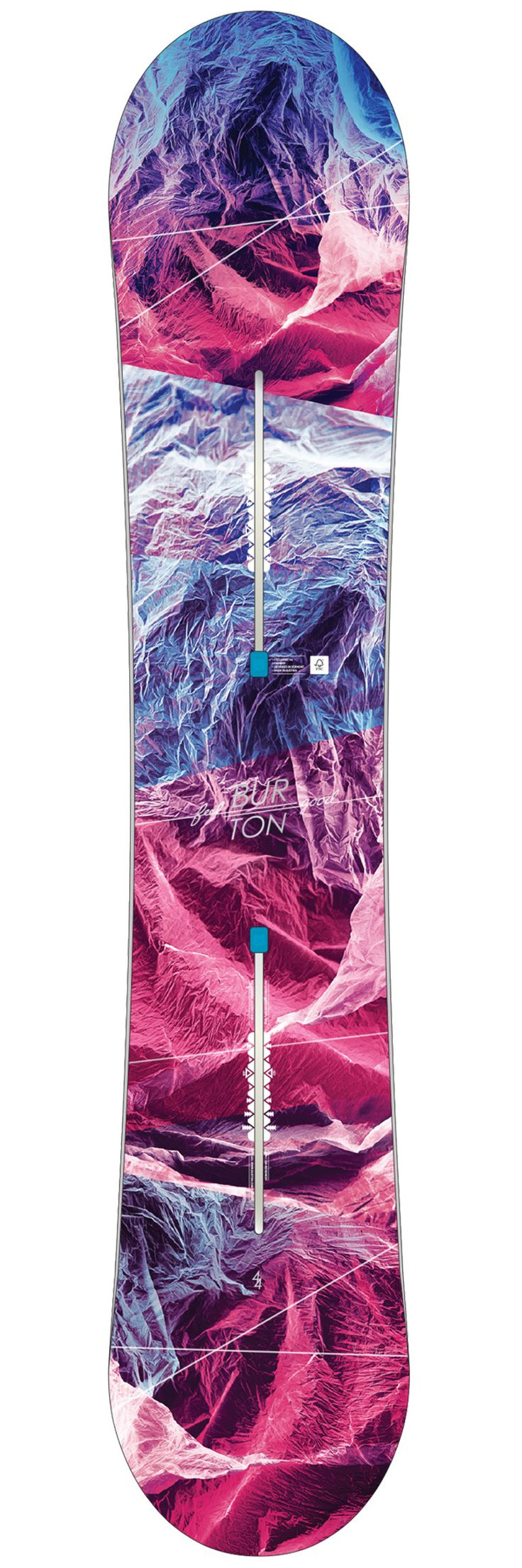 Snowboard Burton Feelgood Flying V www.glisshop.de