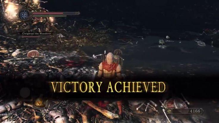Dark Souls Skeleton Lords Boss Fight