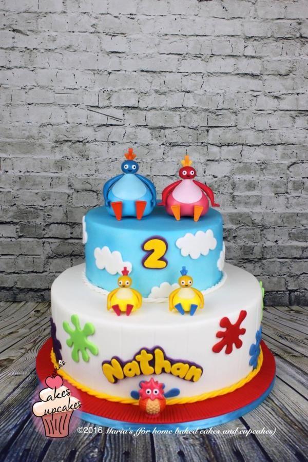 Twirly Woos Cake - Cake by Maria's