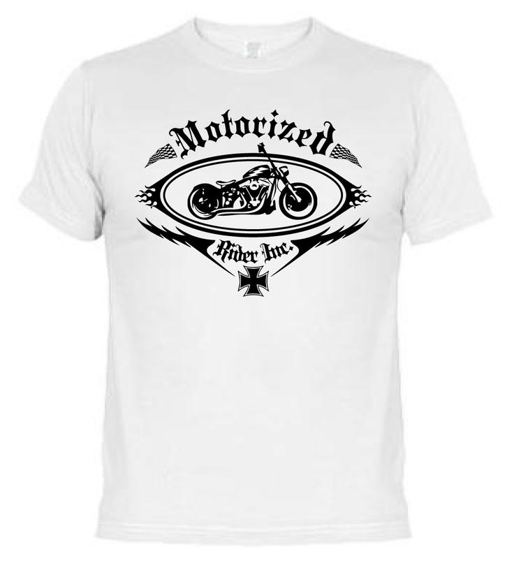 Fabrica de Camisetas Willy Bronka: dTralla Motorized Bobber