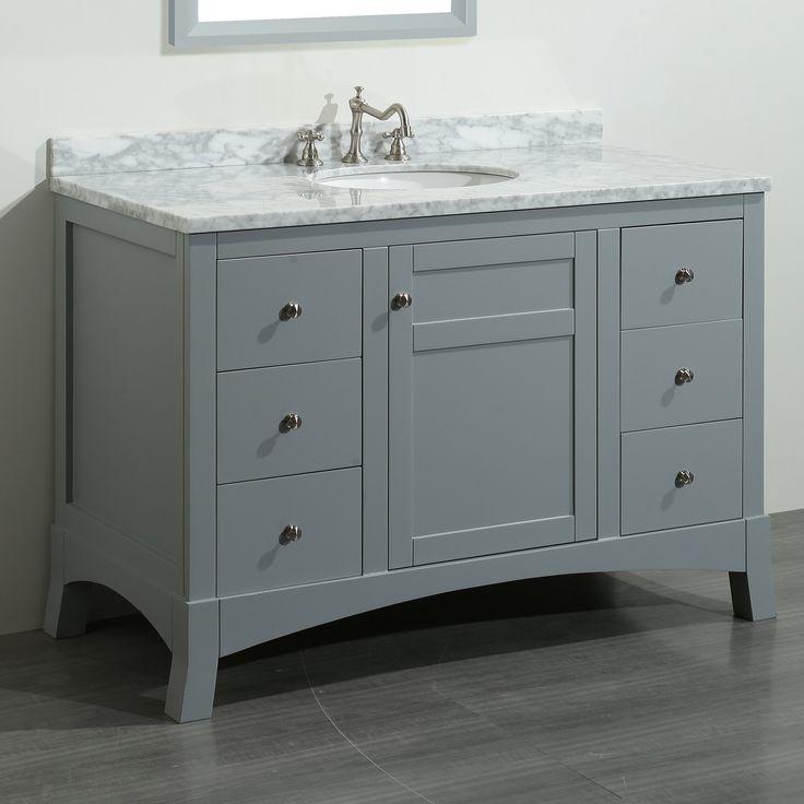53 best white bathroom vanities images on pinterest white bathrooms white bathroom vanities and marble top